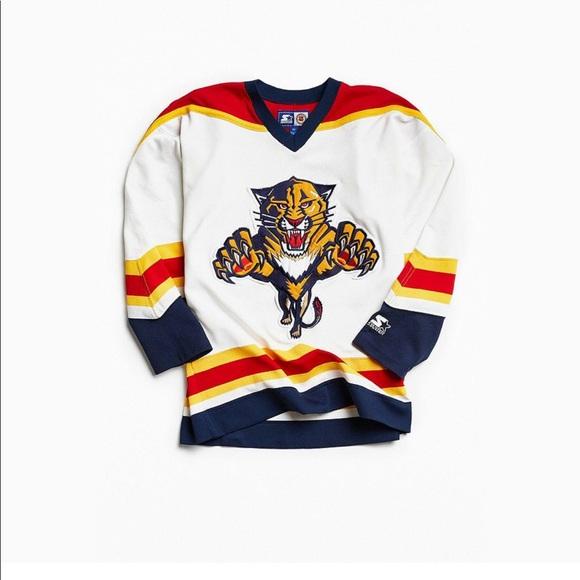 b68f37359 🏒Vintage NHL Florida Panthers Hockey Jersey
